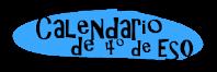 Calendario ESO4